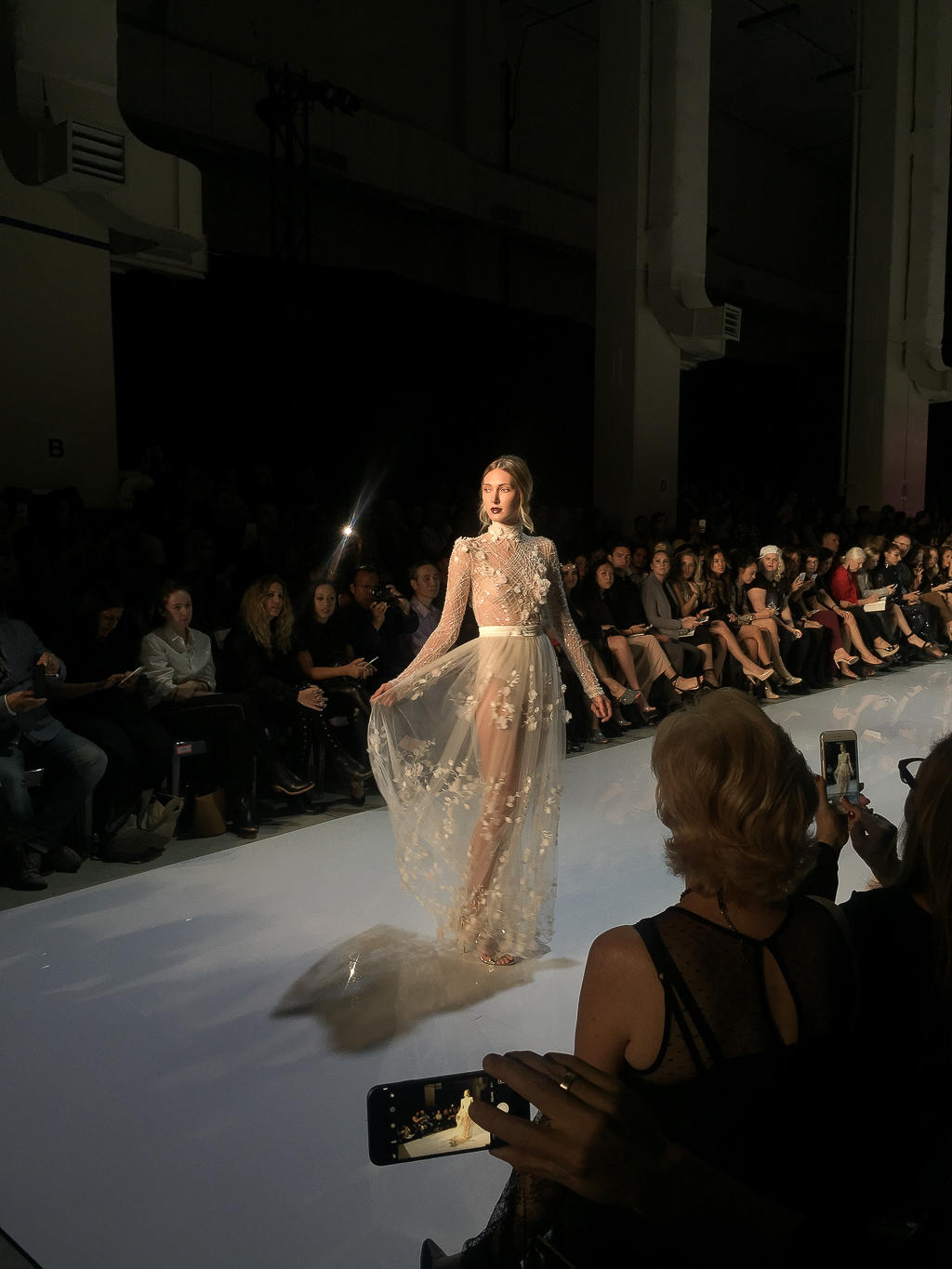 Read about my Redken Ready Experience at Toronto Women's Fashion Week with 1 Milk 2 Sugars!