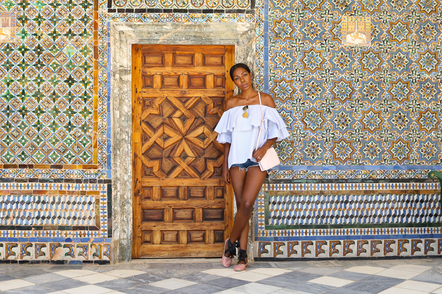Sometimes, you don't need an itinerary to fully enjoy a new city - Seville, Spain