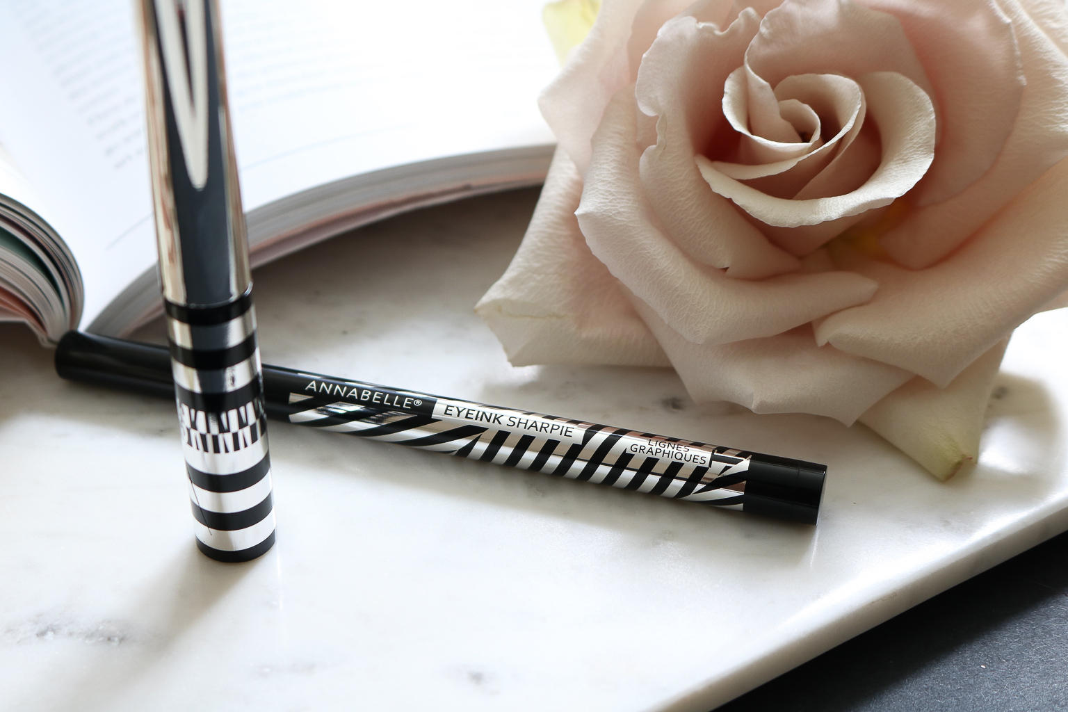 You have to check out Annabelle's new collection of eyeliners - NeoChic!