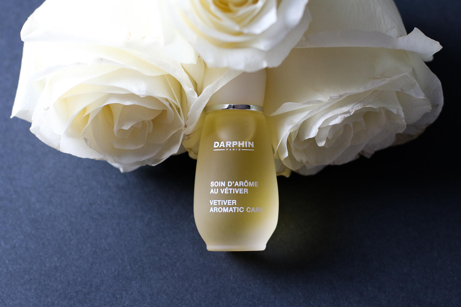 Darphin's latest offerings are dreamy: Prédermine Sculpting Night Cream , Vetiver Aromatic Care, All Day Hydrating Hand and Nail Cream