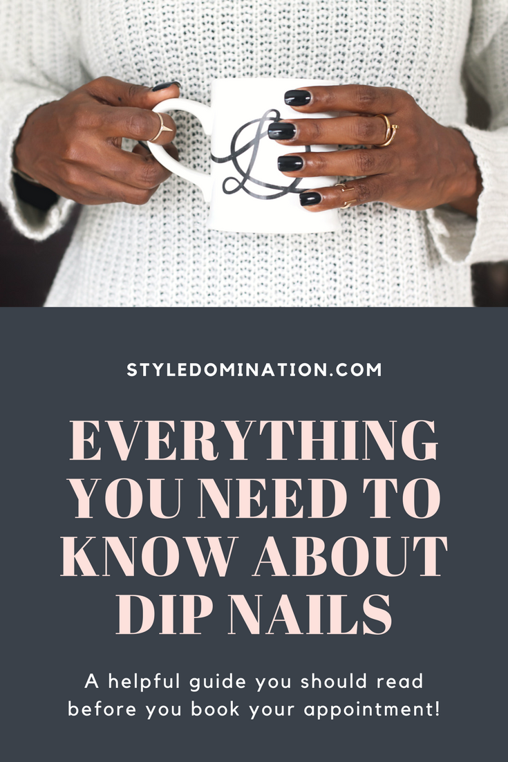 Dip Nails - super shiny, super long-lasting, super fabulous! Nail Bar Ottawa