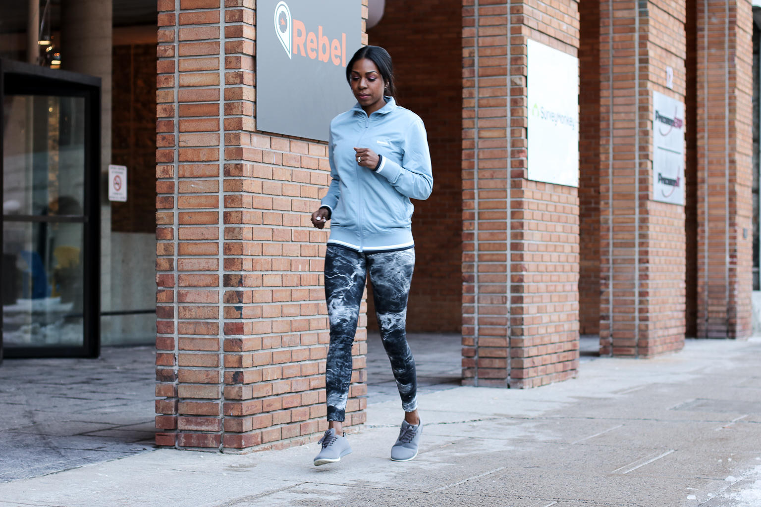 Bench Canada has everything you need to look great during your winter workout | Winter Workout Style - Bench Canada