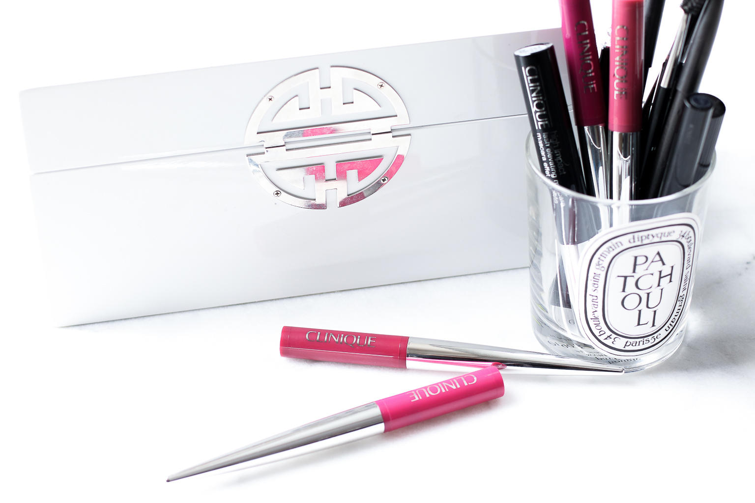 Clinique's Pop Lip Shadow is a great option for colourful lips in the winter! Just apply over your favourite lip balm!