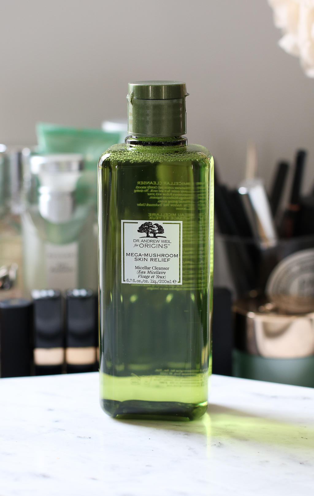 Origins Mega-Mushroom Skin Relief Line - exactly what your skin needs during these dry winter months!   Style Domination