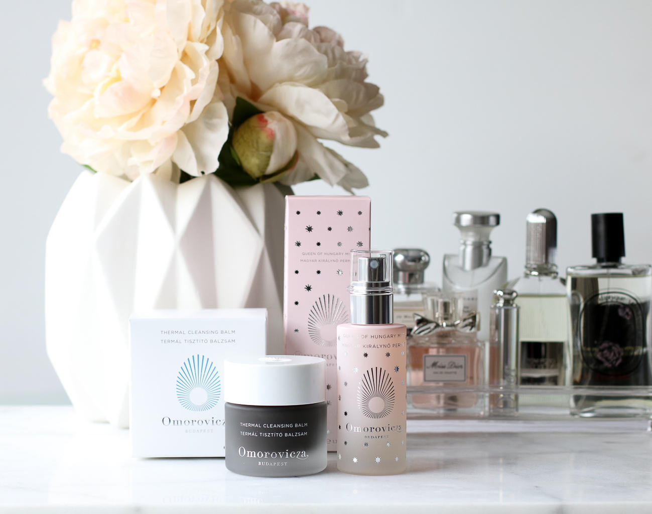 The Best Cleansing Balm and Facial Mist For Dry Skin - Omorovicza | Style Domination