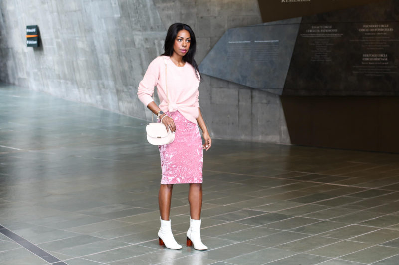 This $12 Dress Is Elevating My Valentine's Day Look | Style Domination