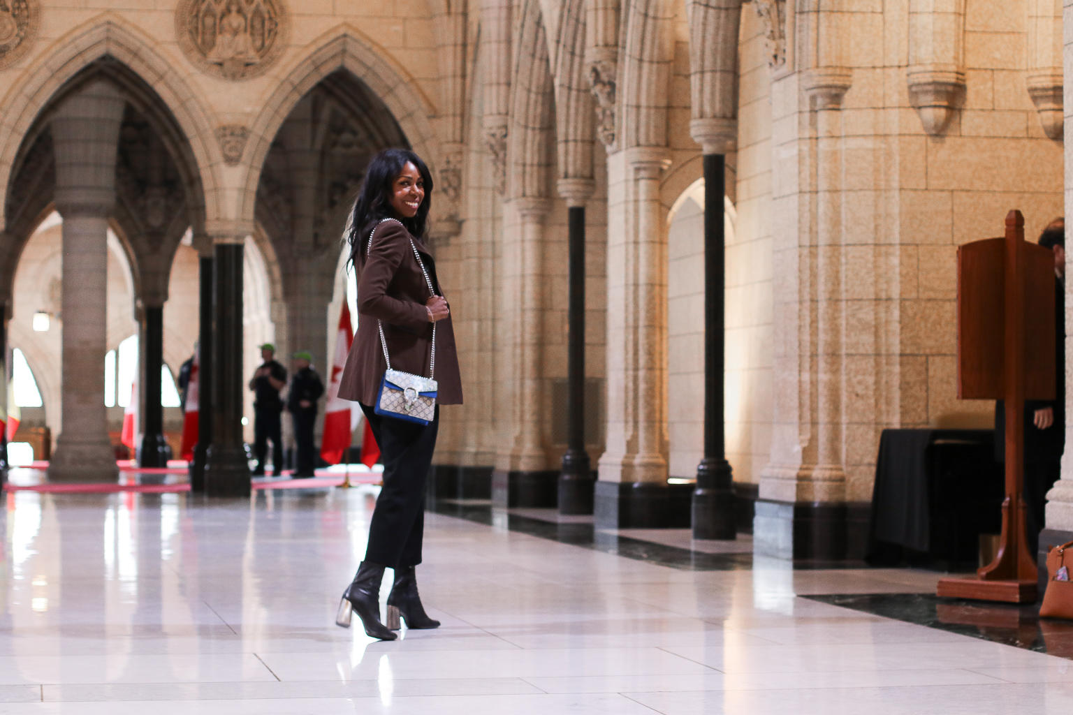 #Inspired: The Second Annual Youth Innovation Summit - British Council In Canada | Dominique Baker of Style Domination