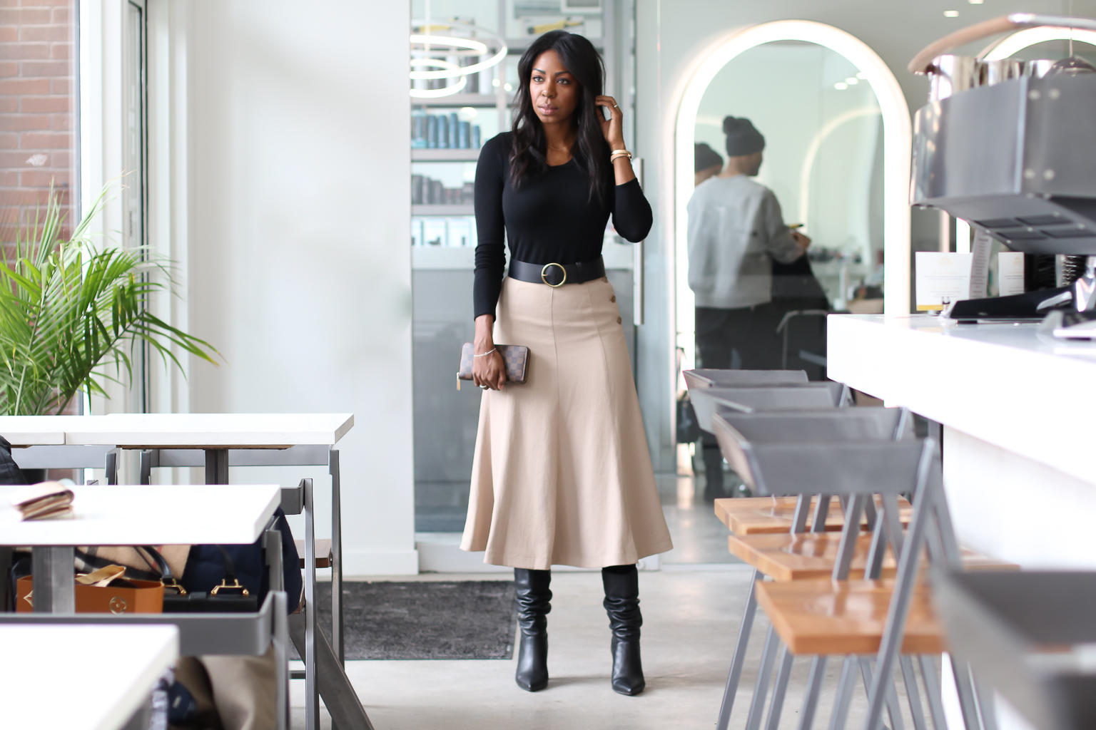 Twenty Five Things You Didn't Know About Me   Dominique Baker of Style Domination