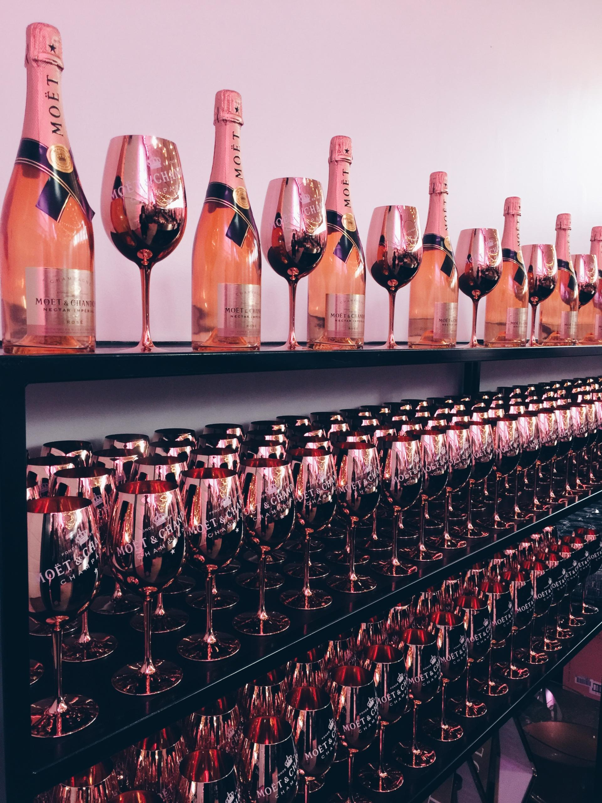 My MoëtMoment: The Launch of Nectar Impérial Rosé