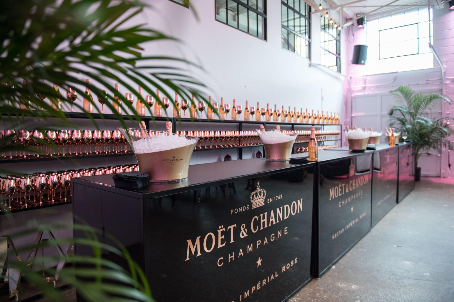 My MoëtMoment: The Launch of Nectar Impérial Rosé | Dominique of Style Domination