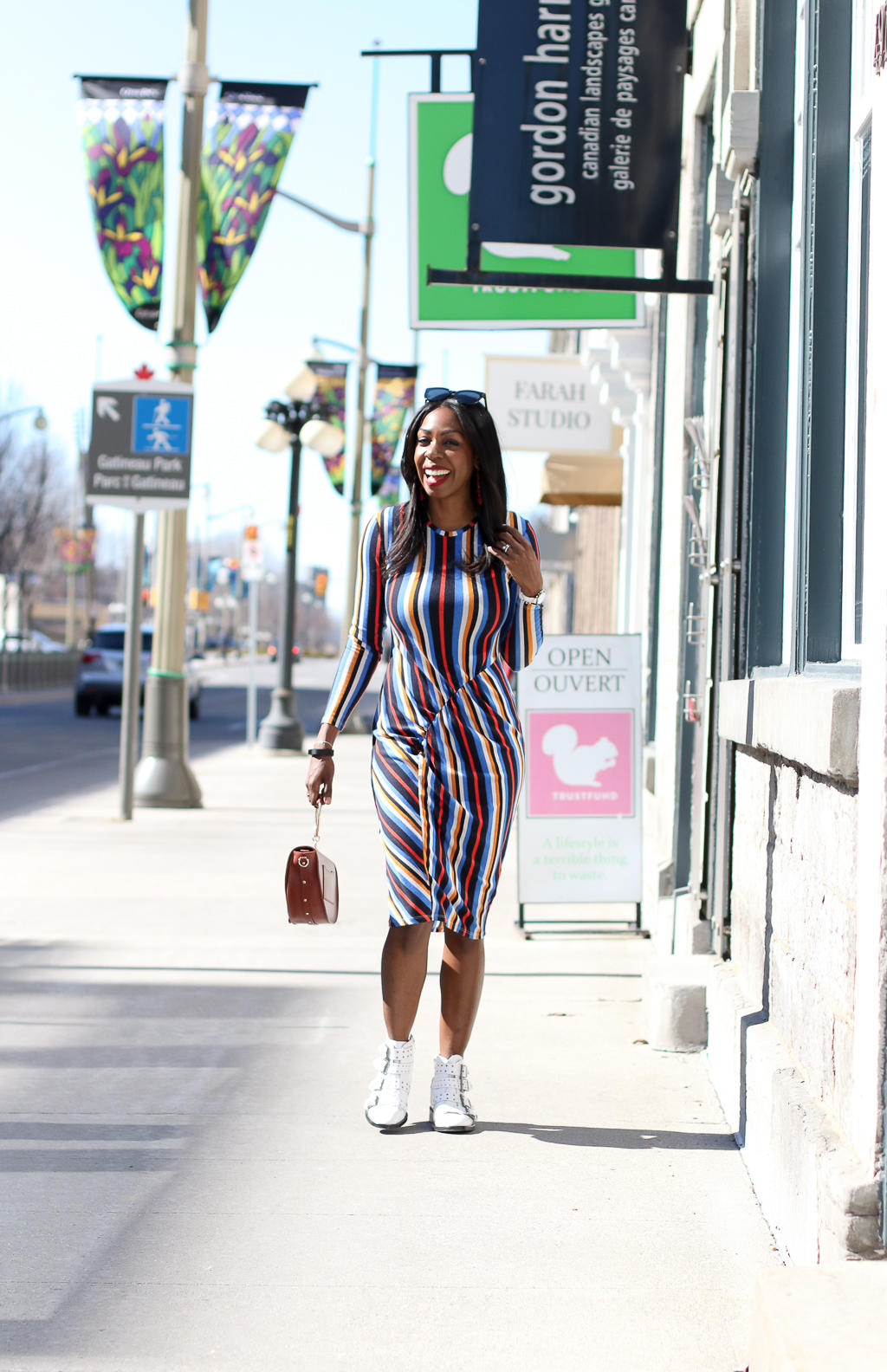 For The Love Of Shoes: Dress For Success Stepping Out 2018 | Style Domination by Dominique