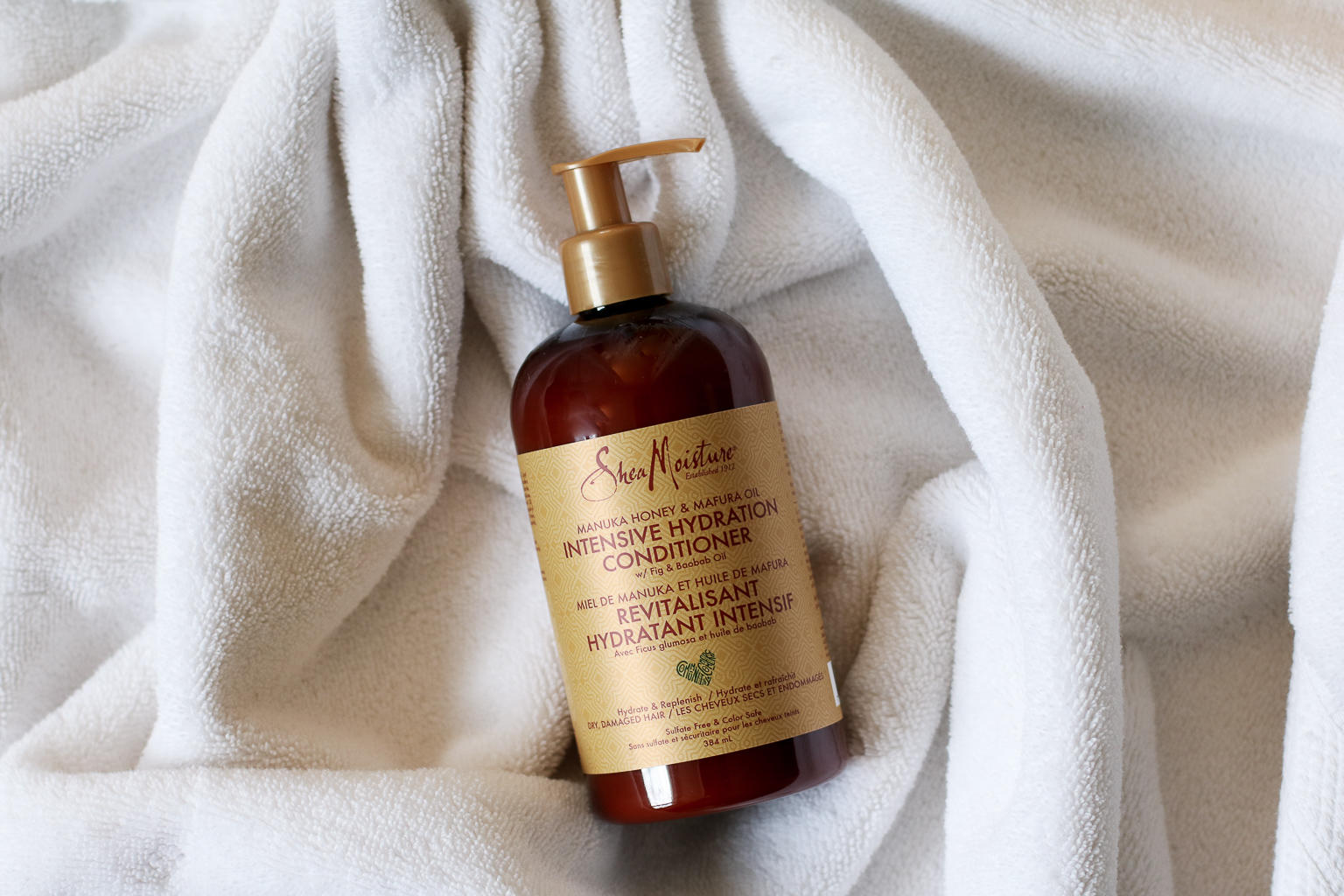 5 Things No One Tells You About Dry Hair - Shea Moisture   Style Domination by Dominique Baker