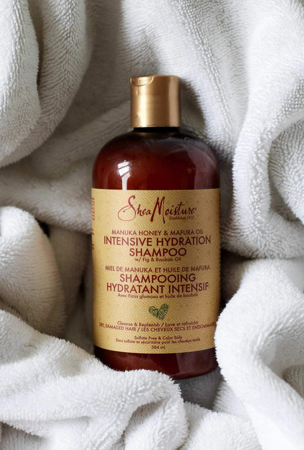 5 Things No One Tells You About Dry Hair - Shea Moisture | Style Domination by Dominique Baker