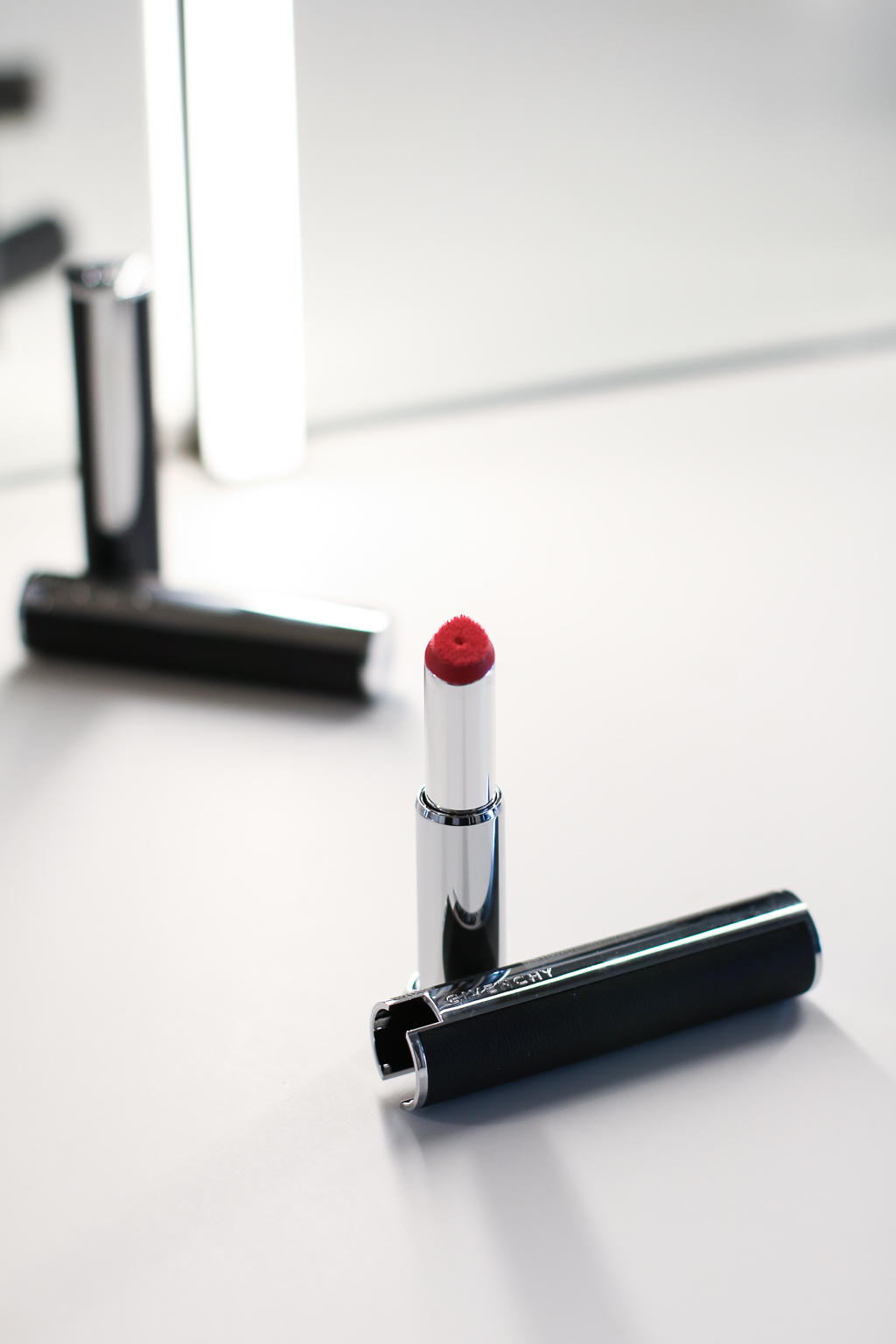 Givenchy Le Rouge Liquide: The Perfect Hydrating, Matte Lipstick   Style Domination by Dominique Baker