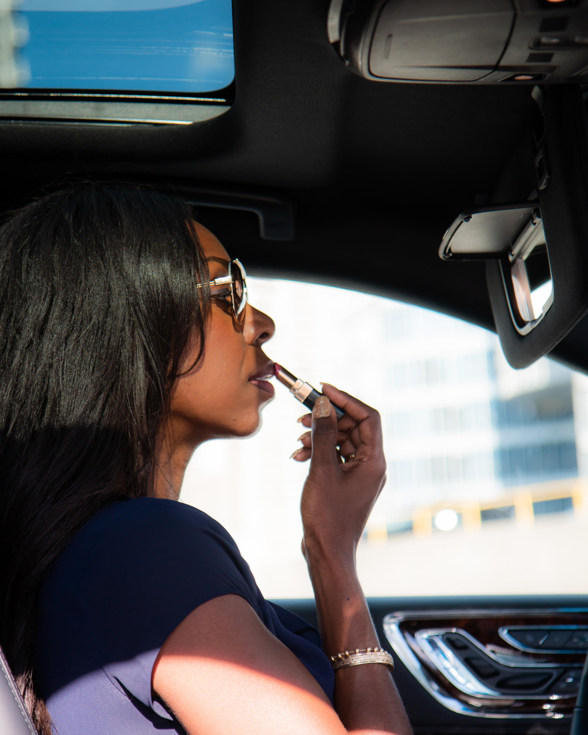 How To Live Your Best, Most Luxurious Life: Lincoln Continental 2018 | Style Domination by Dominique Baker