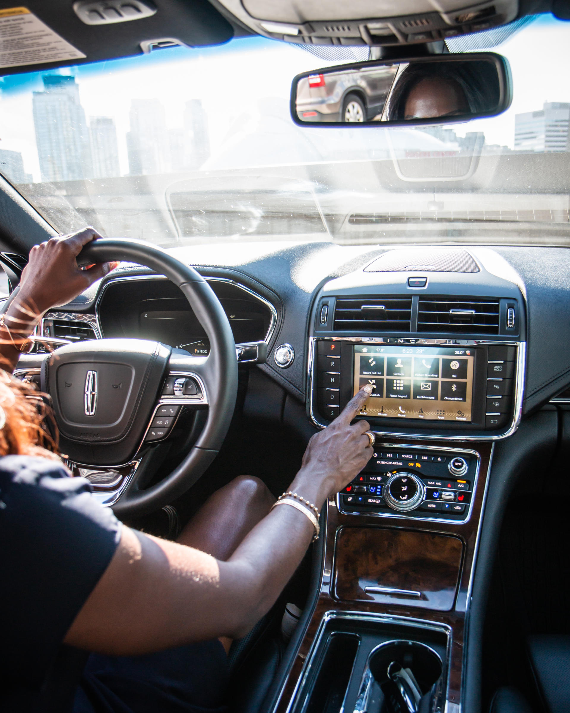 How To Live Your Best, Most Luxurious Life: Lincoln Continental 2018   Style Domination by Dominique Baker