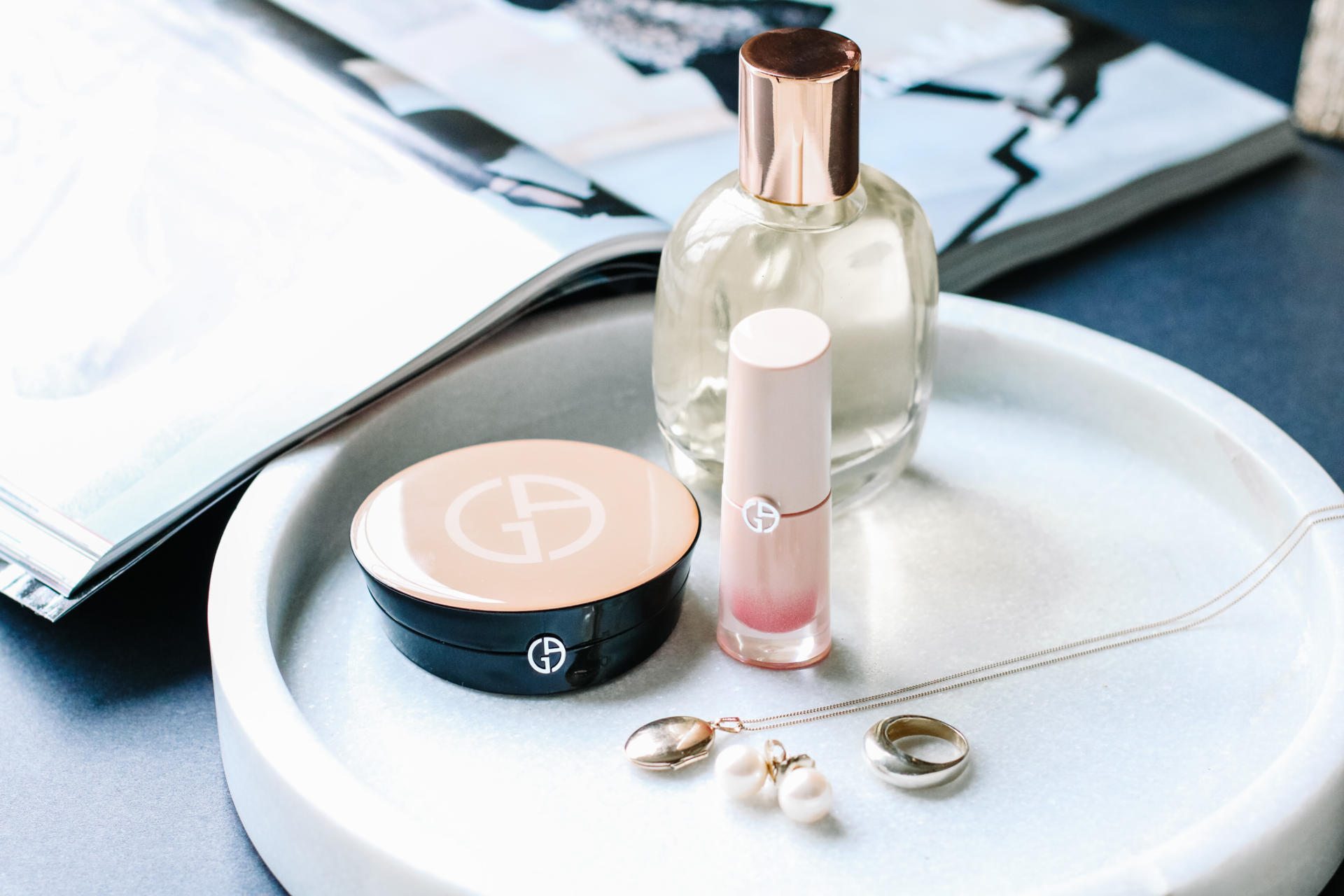 The Perfect No-Makeup Makeup Look: Armani Beauty Neo Nude Collection | Style Domination by Dominique Baker