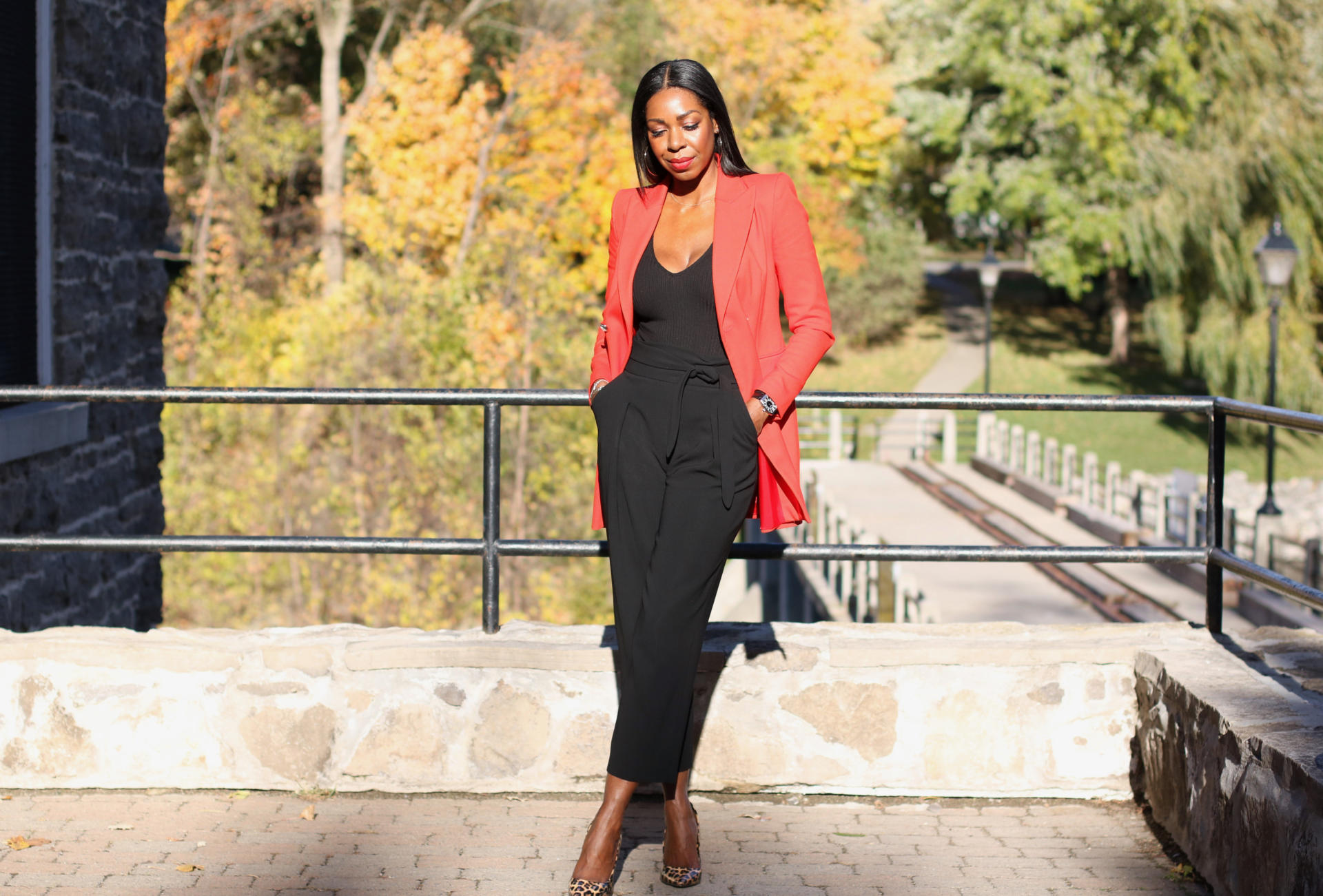 Taking A Well-Deserved Break From Some Bad Habits | Style Domination by Dominique Baker