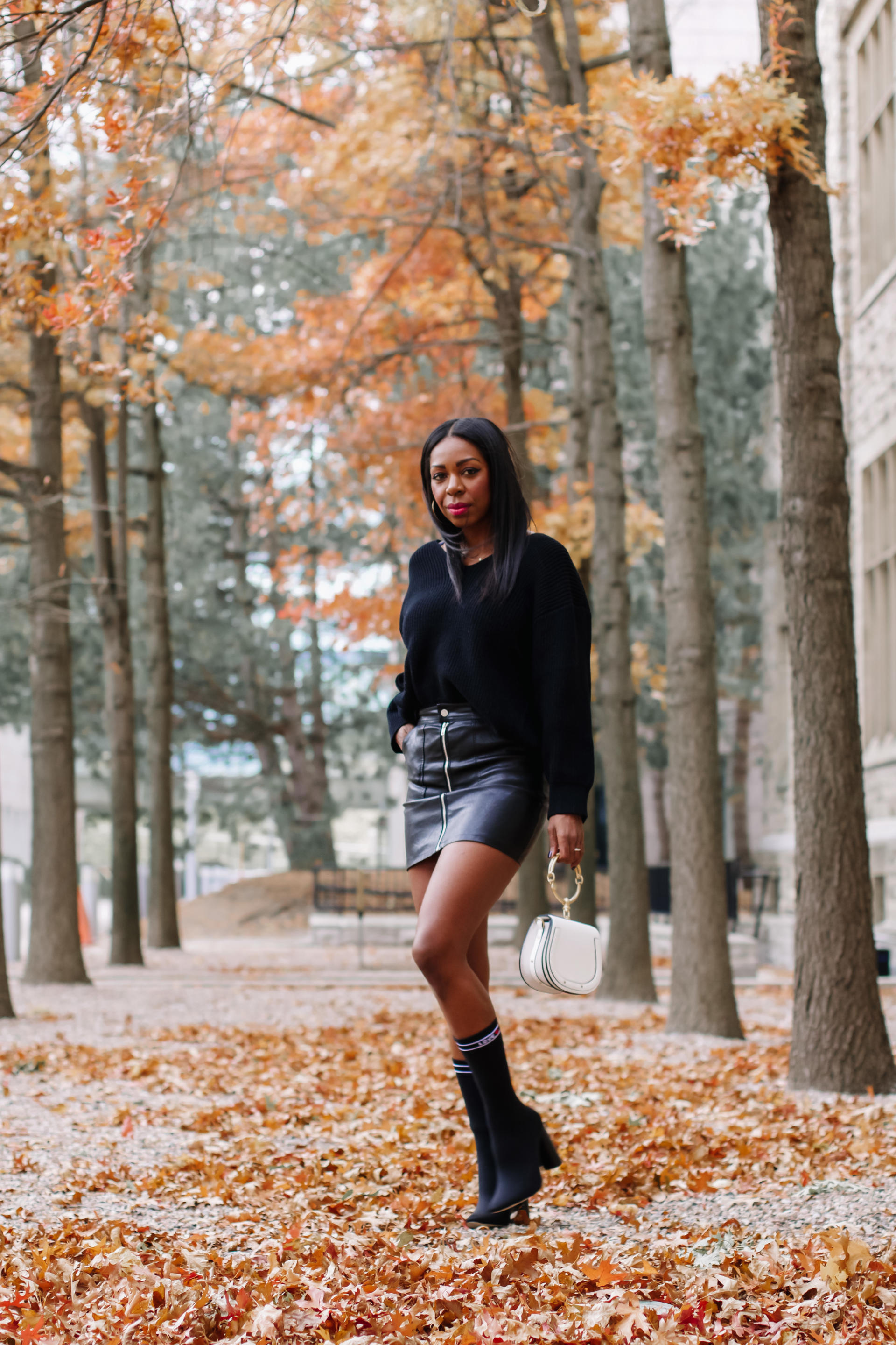 A Halloween Costume With Clothing You'll Definitely Wear Again And Again | Style Domination by Dominique Baker