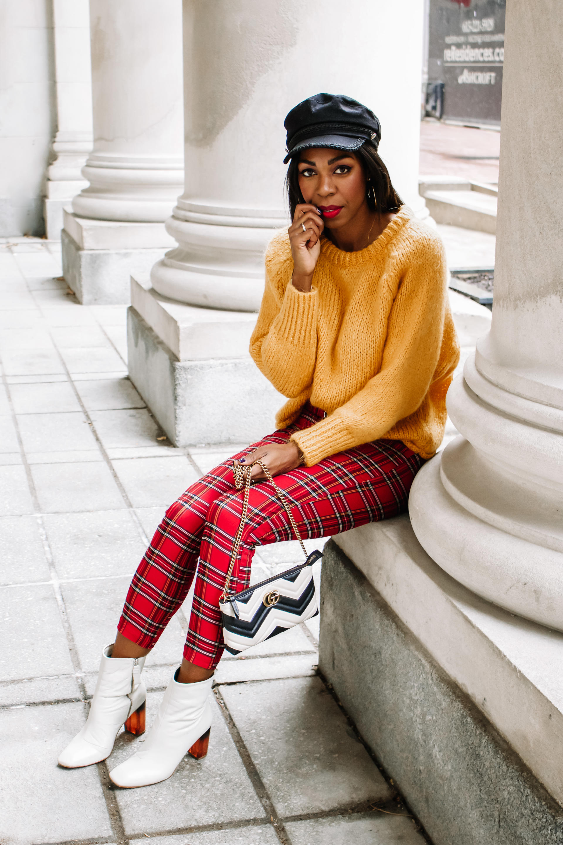 How To Make A Fun Statement This Holiday Season | Style Domination by Dominique Baker