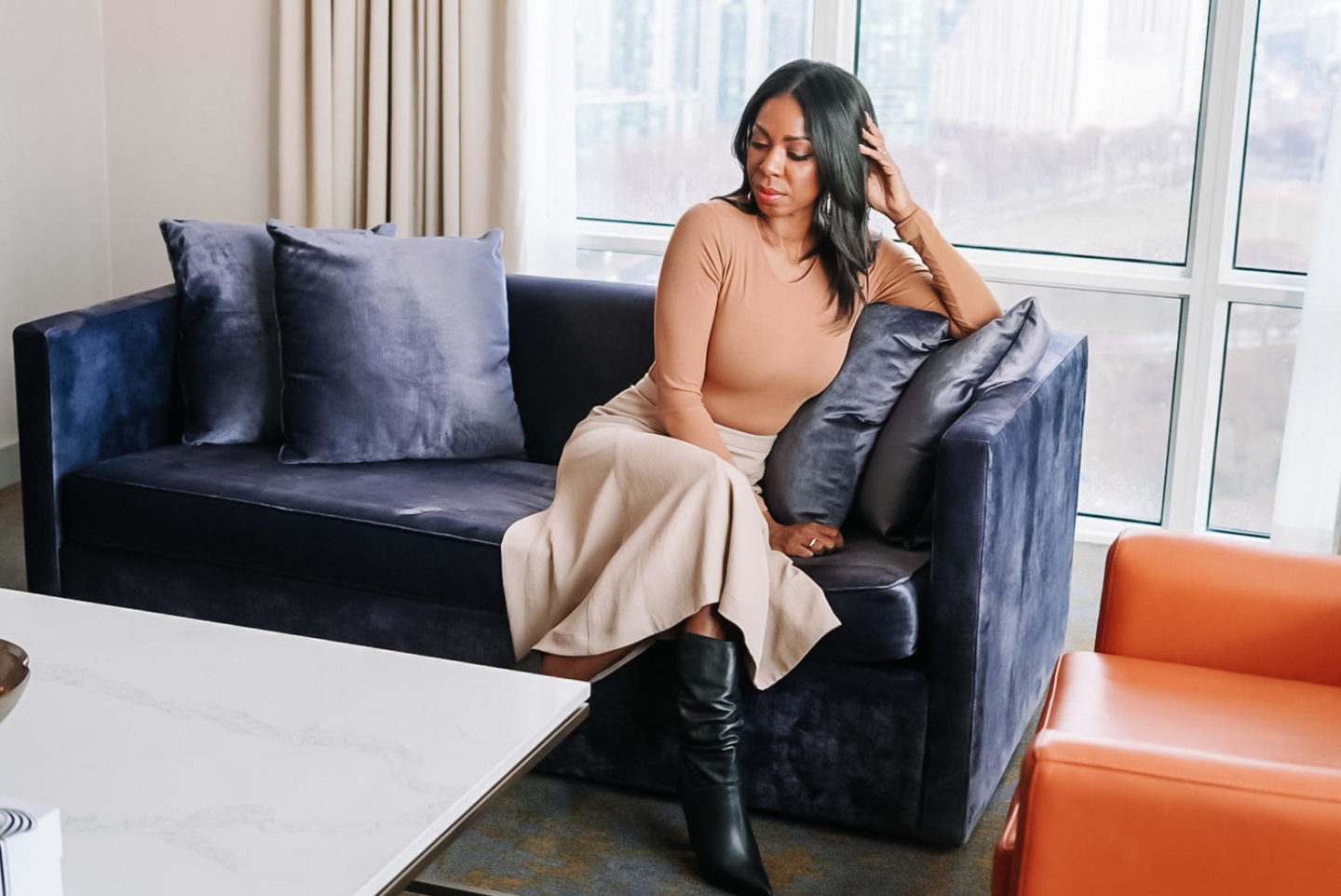 24 Luxurious Hours At Hotel X Toronto | Style Domination by Dominique Baker