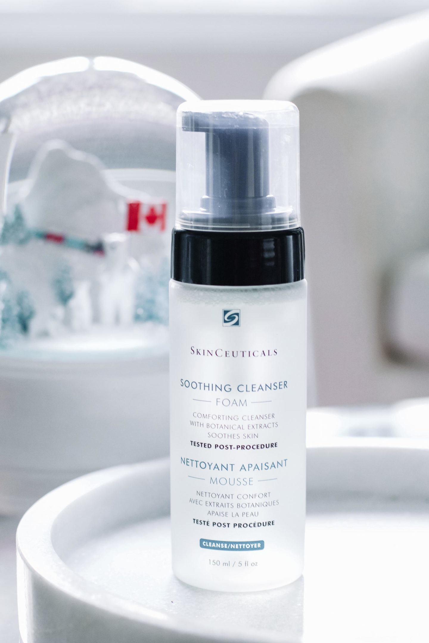 SkinCeuticals Soothing Cleanser, Phyto Corrective Gel, Phloretin CF and H.A. Intensifier