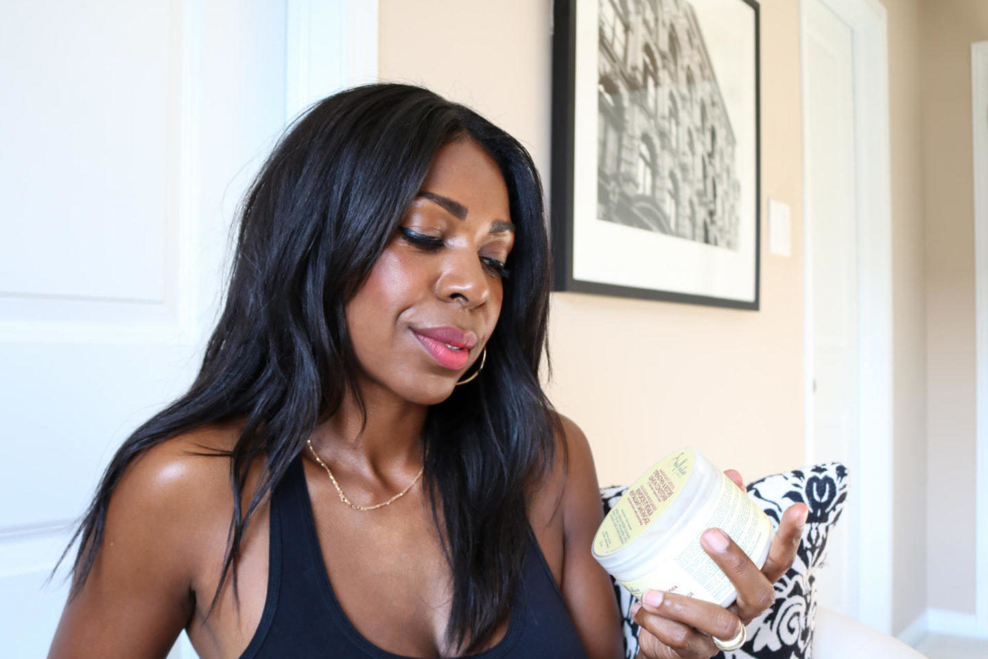 How To Care For Relaxed Hair   Style Domination by Dominique Baker