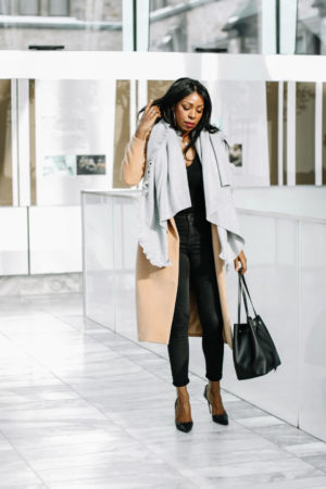 Winter/Spring Transitional Style Dominique Baker