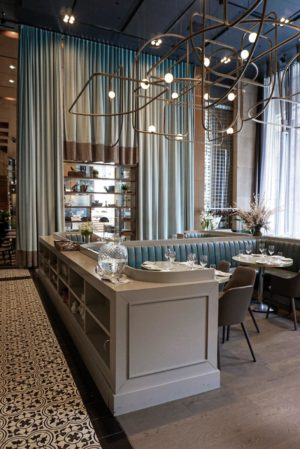 Victor Restaurant & Bar at Hotel Le Germain Toronto Mercer