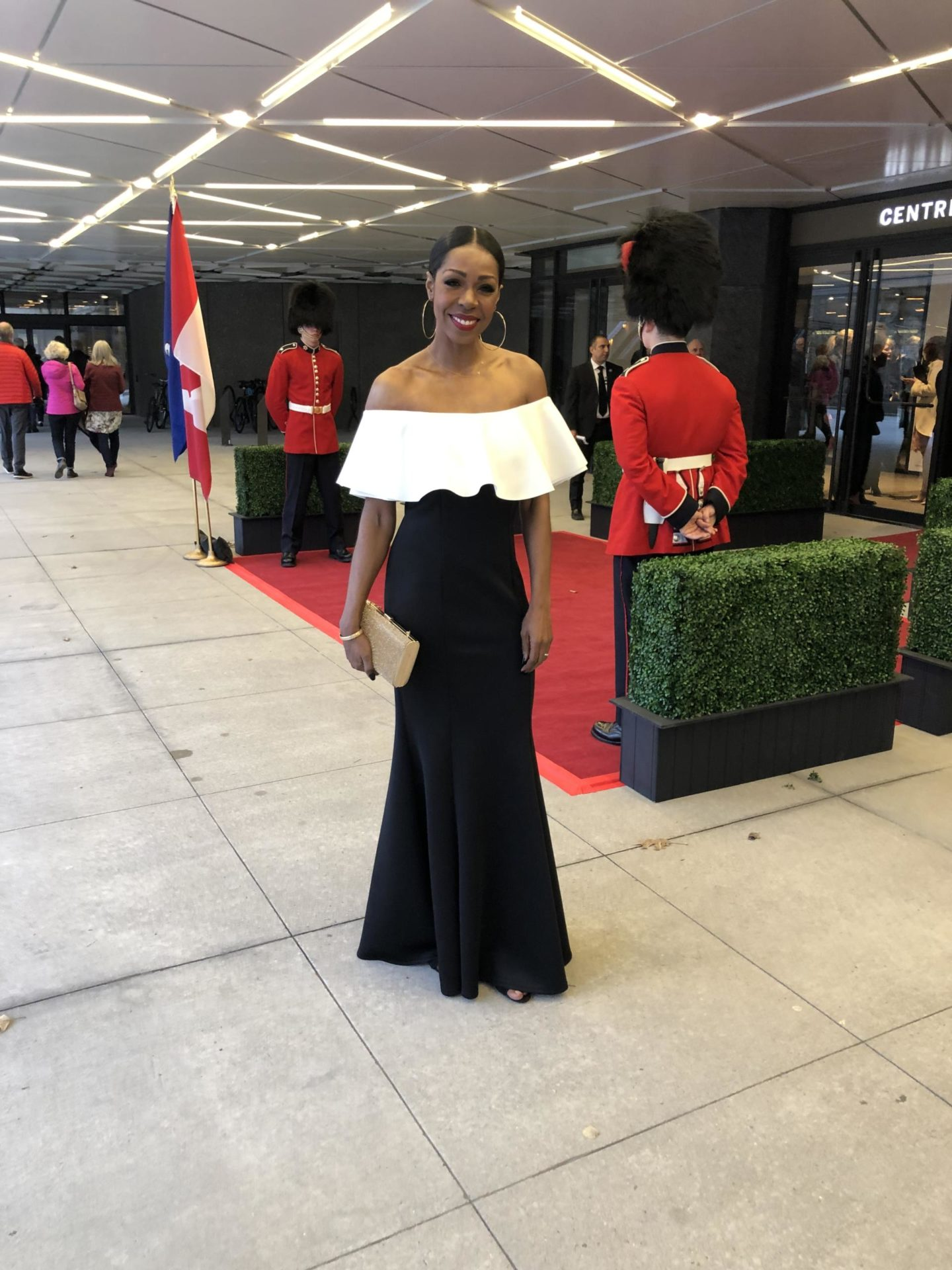 Dominique Baker Governor General Performing Arts Awards Ottawa 2019