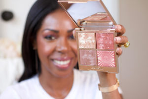 Charlotte Tilbury Lovegasm Face Palette flatlay