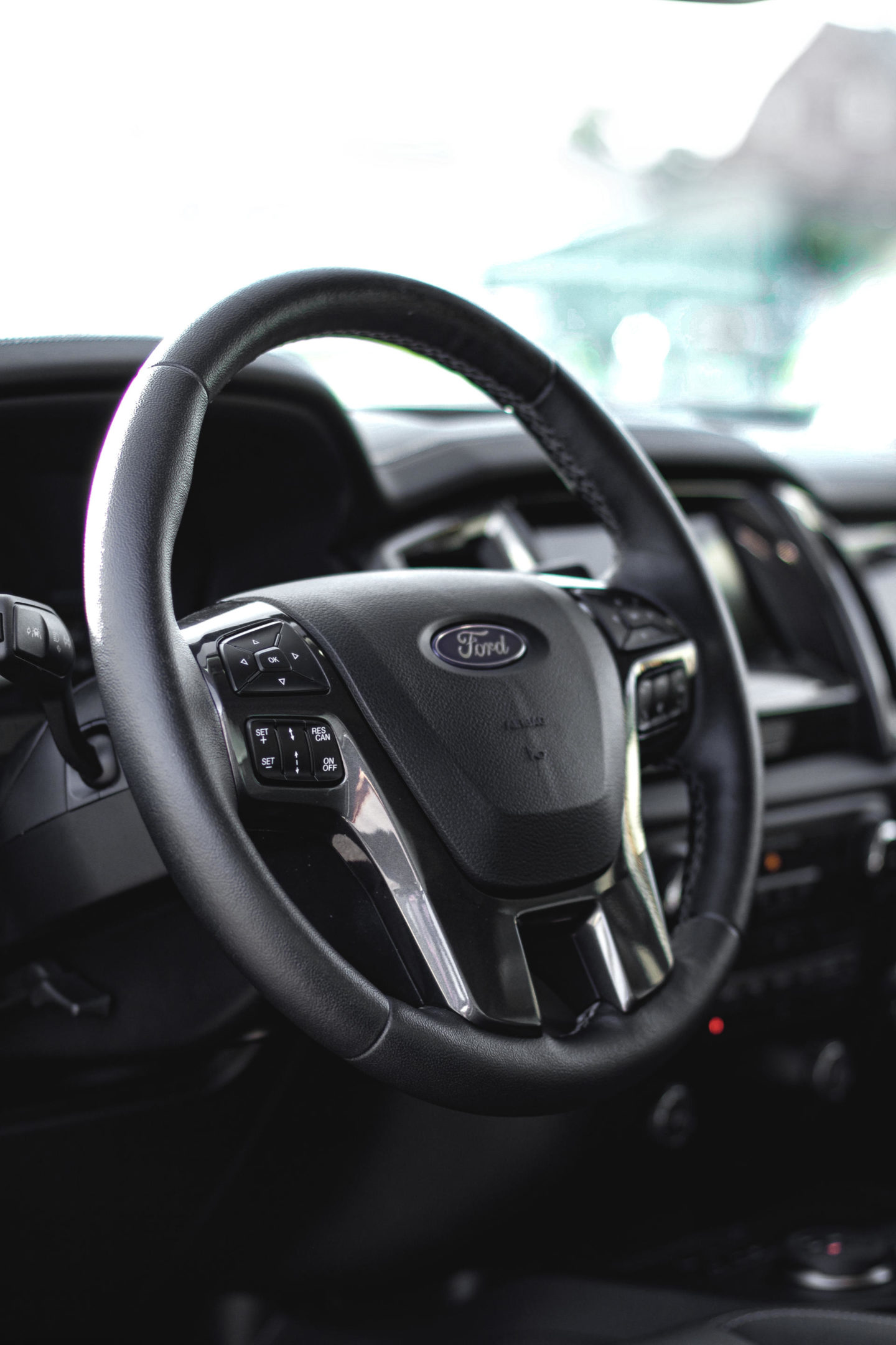 Ford Ranger Lariat Steering Wheel