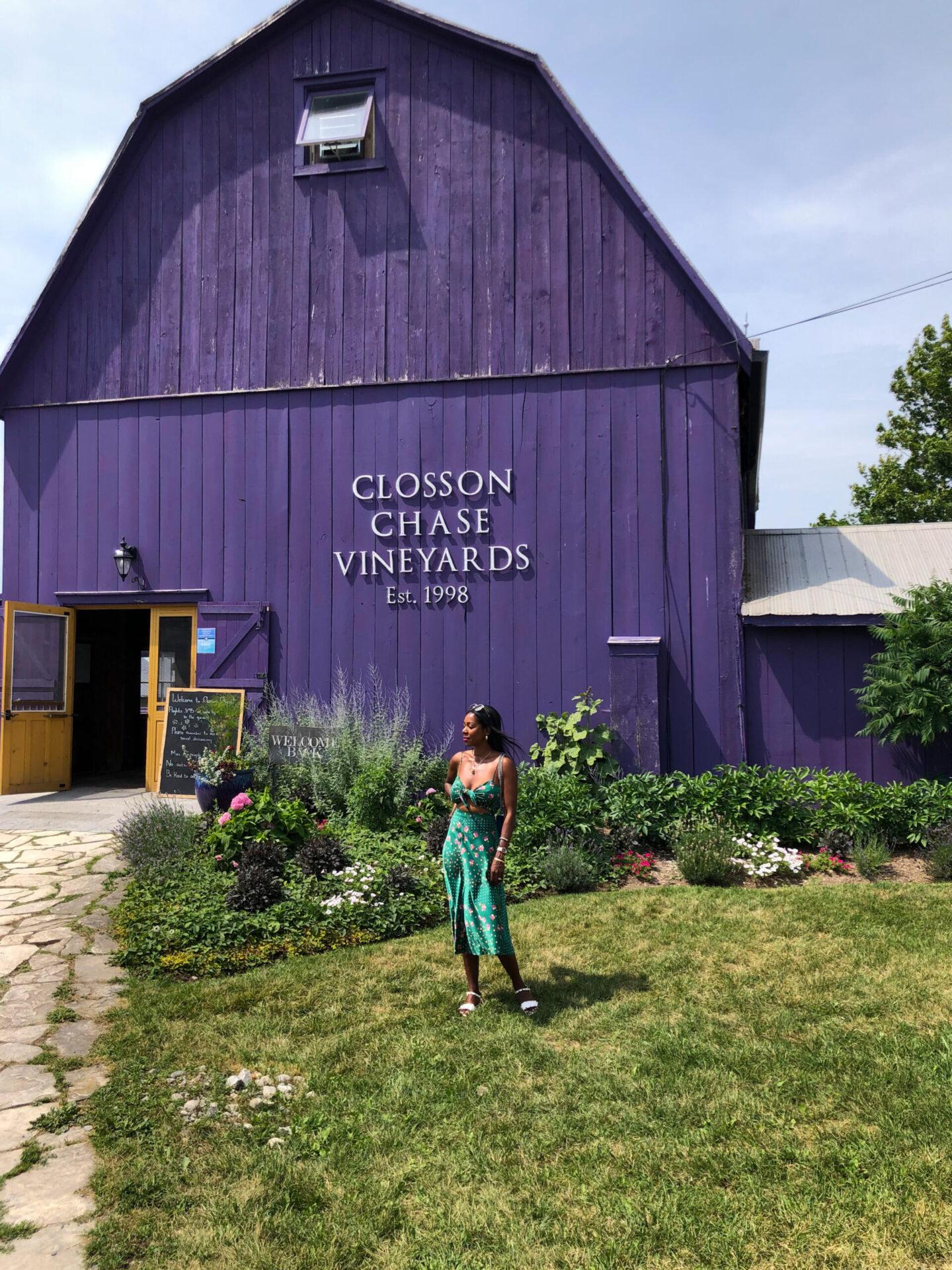 Closson Chase Vineyards